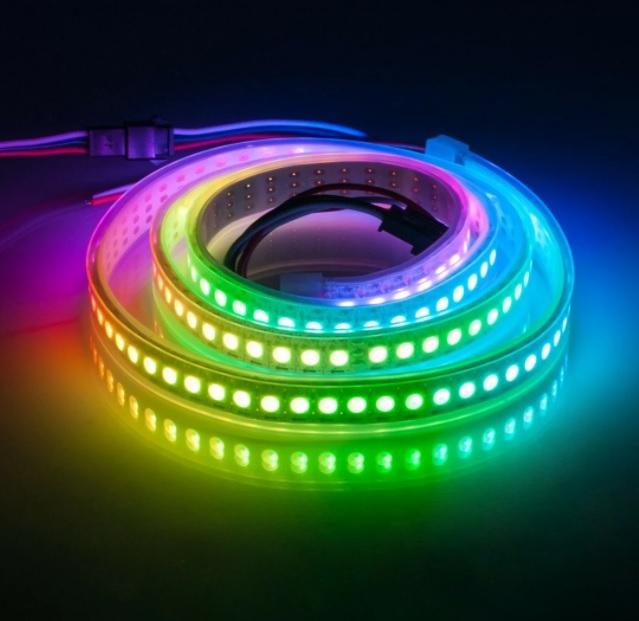 Умные светодиодные ленты.